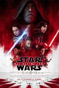 star wars 8 locandina