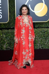 red carpet golden globes 2018