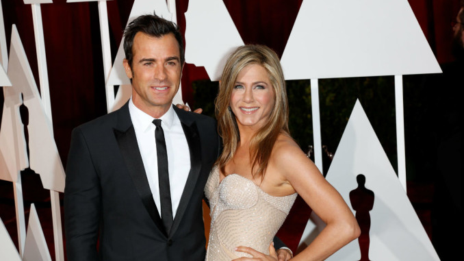 jennifer aniston separazione