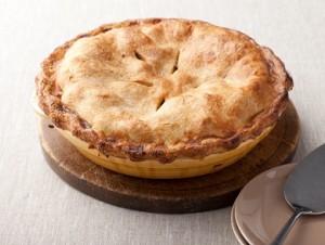 Deep Dish Apple Pie; Ina Garten