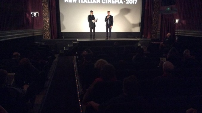 new italian cinema events