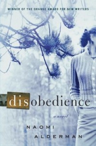 disobedience libro