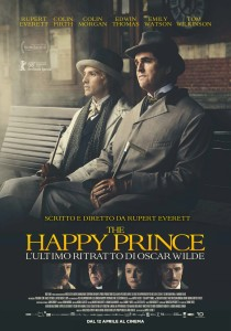 locandina the happy prince