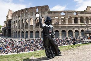 Star Wars Day Rome