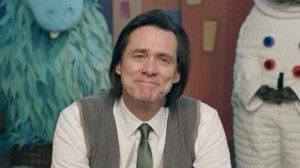 Jim Carrey Kidding