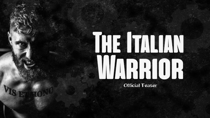 the italian warrior