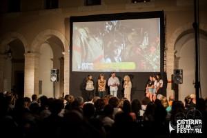 stevanon cisterna film festival