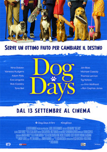 locandina DOG DAYS