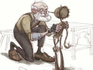 Pinocchio-Guillermo del Toro