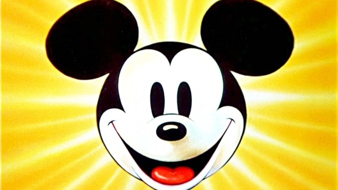 Topolino mickey mouse