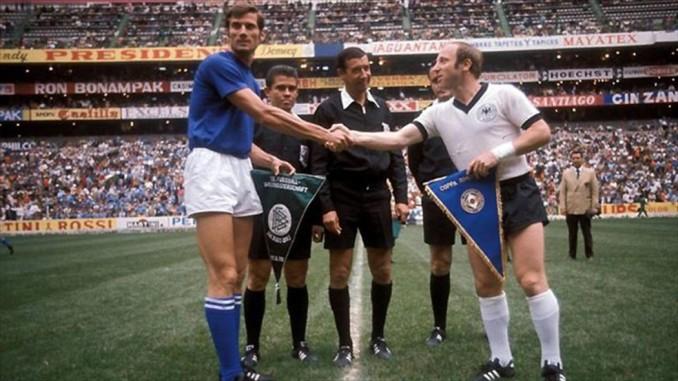 italia germania calcio