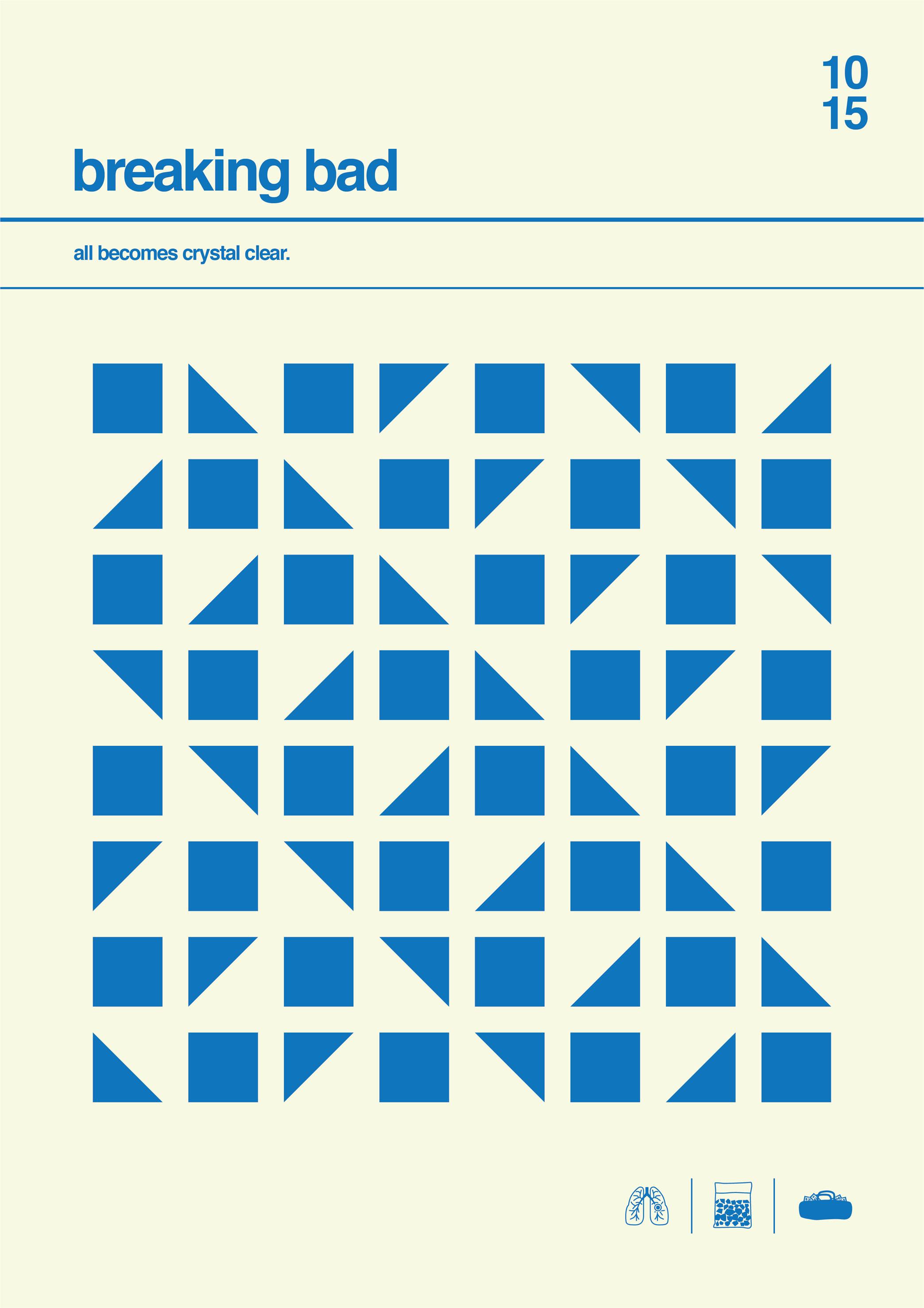Shortology minimal project Pulp Fiction Suitcase 228×326