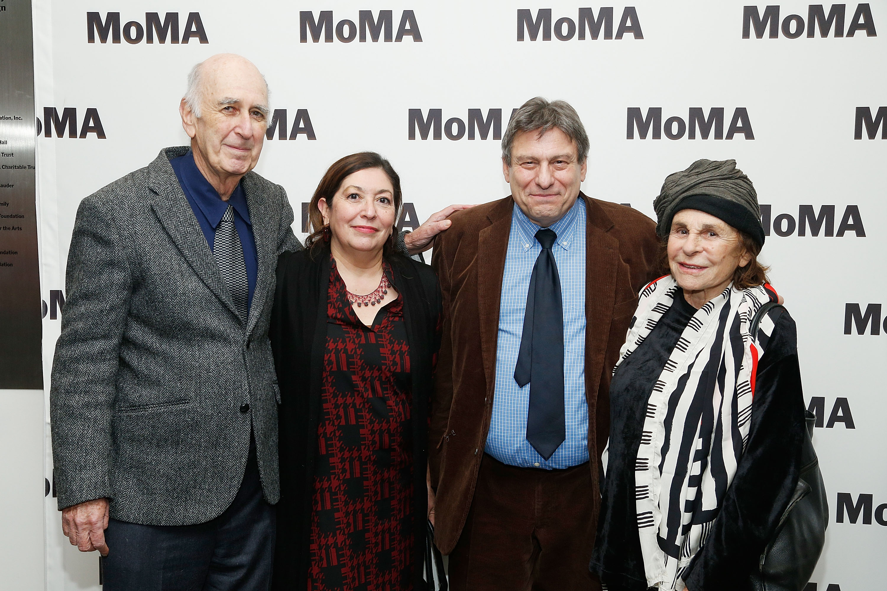 Opening Night Of The Museum Of Modern Art And Luce Cinecitta's Ugo Tognazzi: Tragedies Of A Ridiculous Man Retrospective