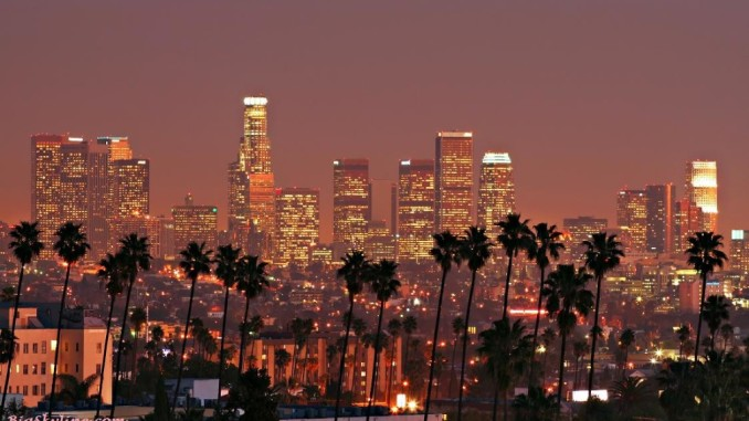 Skyline-Los-Angeles