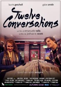 twelve conversations poster
