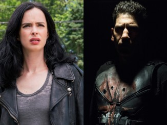 jessica jones e punisher della marvel cancellati