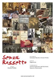 locandina Senza Rossetto