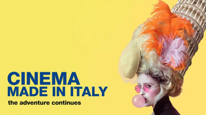 CINEMA MADE IN ITALY UK