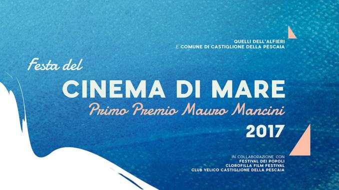 FESTA DEL CINEMA DI MARE 2019