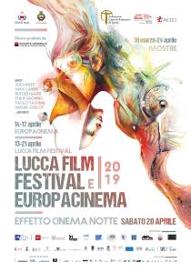 Manifesto Lucca Film Festival e Europa Cinema 2019