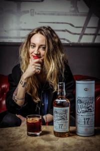 Cristina Folgore Brand Ambassador Whisky Bacardi Martini