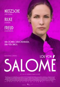 Locandina Lou Von Salomé