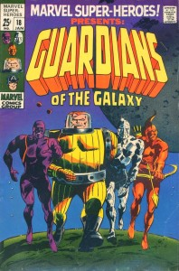 1-Guardians-of-The-Galaxy-prima apparizione