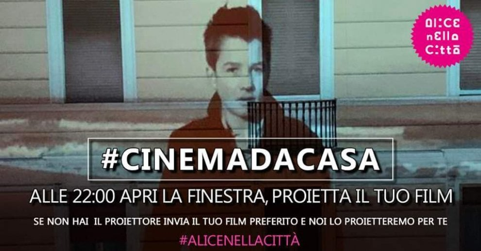 A casa come al cinema