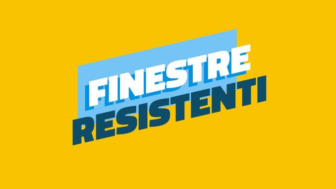 Finestre Resistenti - logo ufficiale