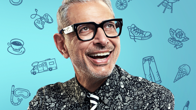 jeff goldblum su disney+