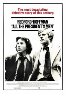 locandina tutti gli uomini del presidente