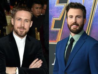 Ryan Gosling e Chris Evans per The Gray Man