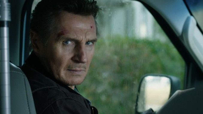LIAM NEESON HONEST THIEF