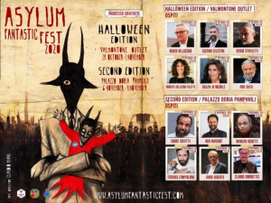 asylum fantastic fest II