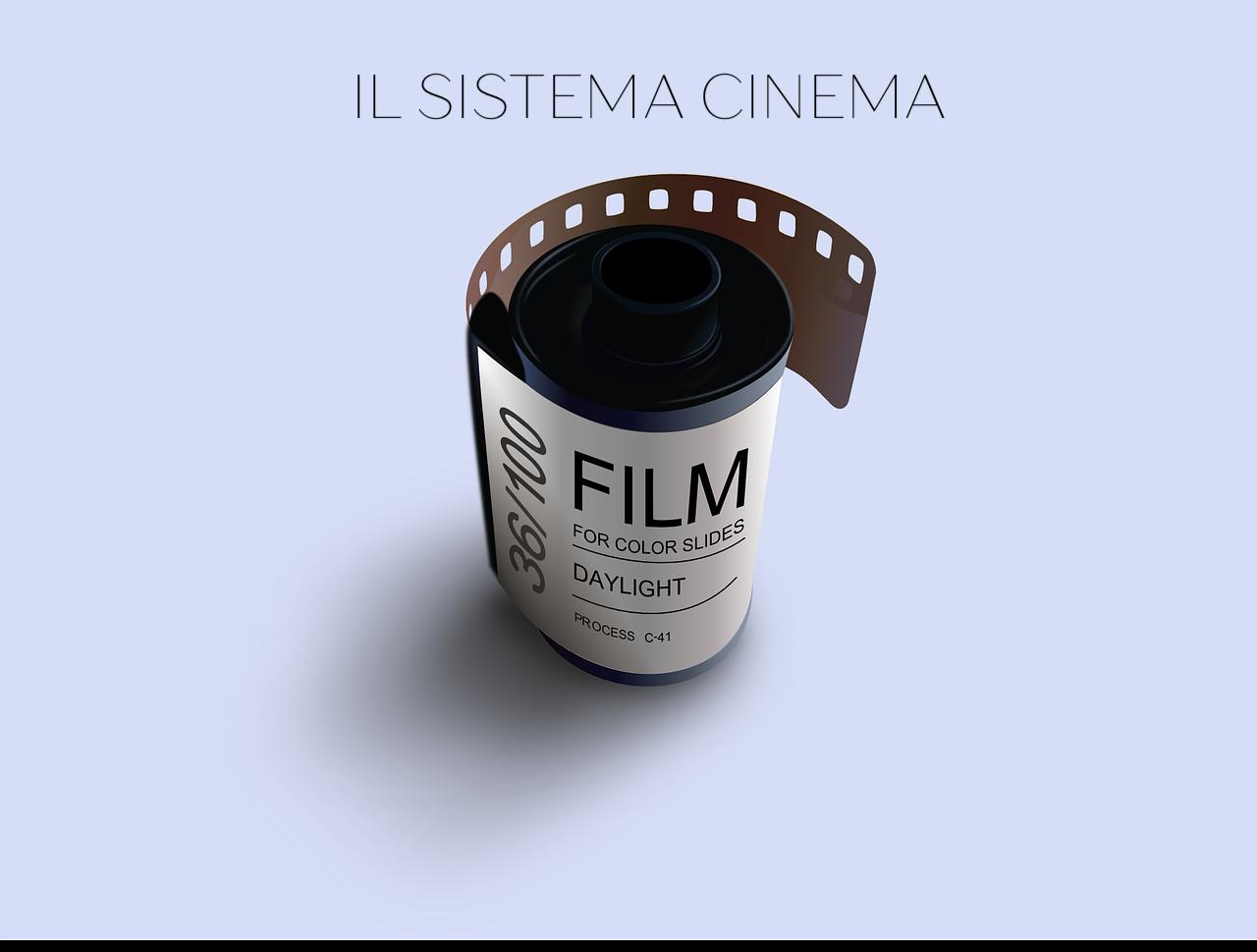 IL SISTEMA CINEMA