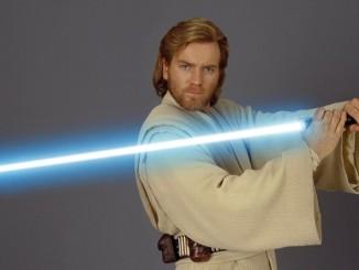 Obi-Wan-Kenobi STAR WARS DISNEY+