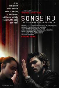 locandina songbird
