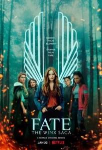 fate the winx saga netflix poster