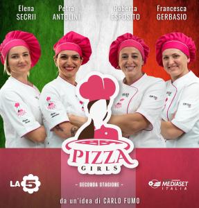 PizzaGirls Locandina