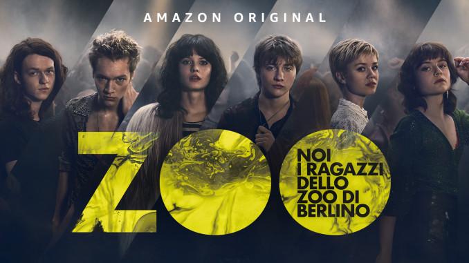 Noi i ragazzi dello zoo di Berlino - poster