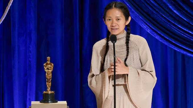 Chloé Zhao - Getty