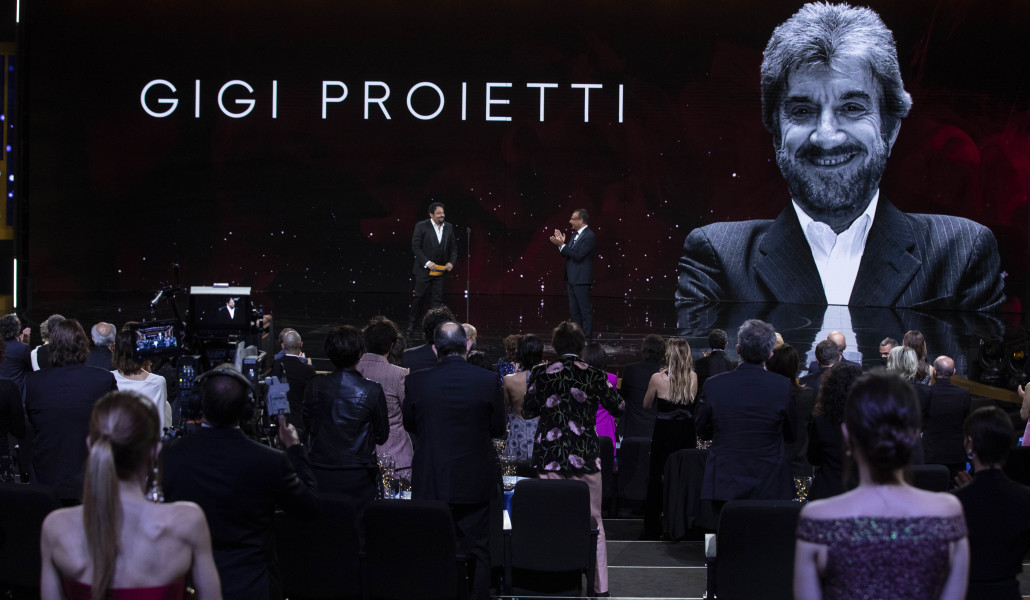 Luca Dammicco per Accademia del Cinema Italiano – Premi David di Donatello