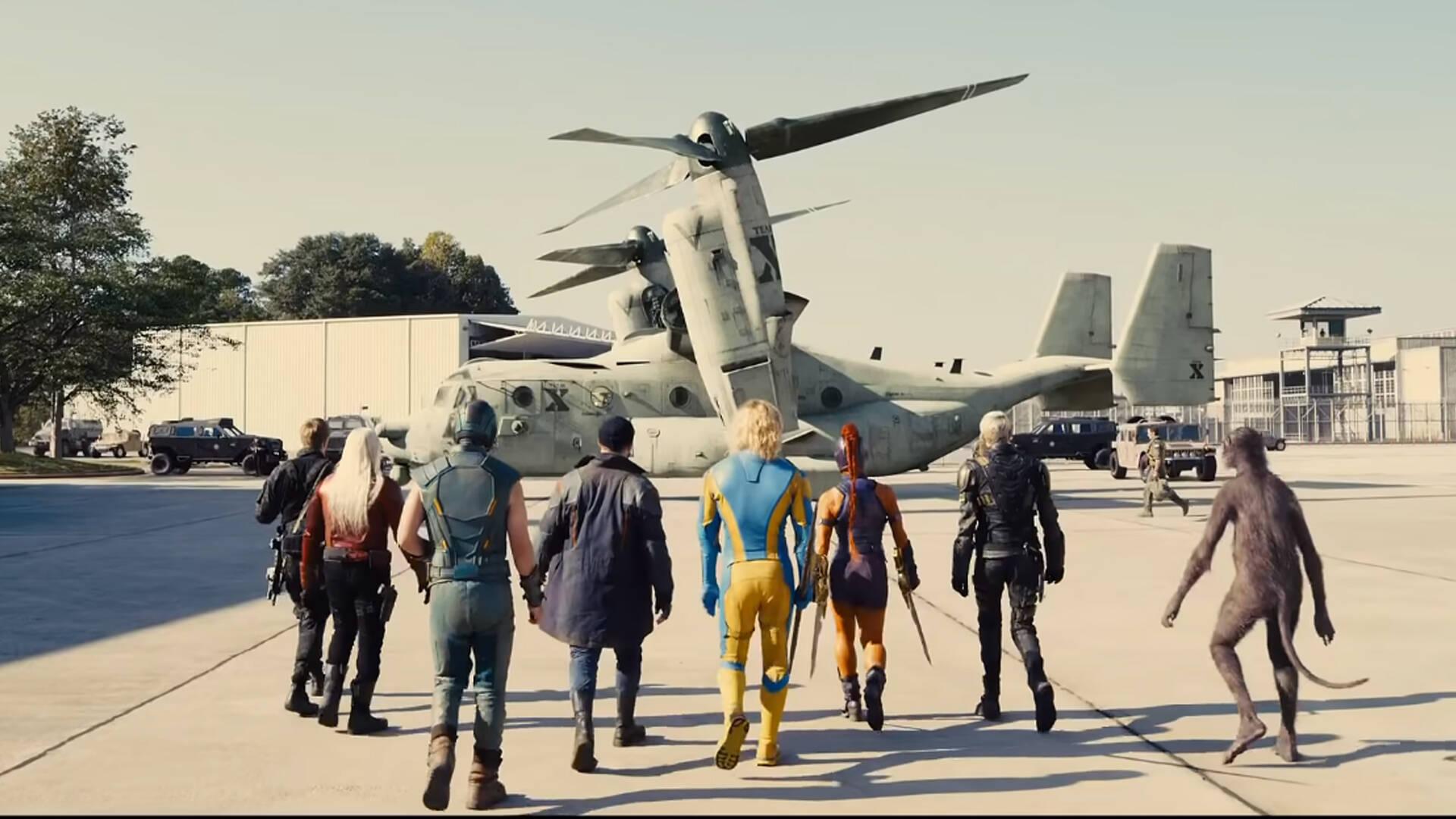 the-suicide-squad-missione-suicida 2021